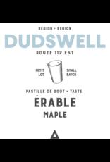 Sirop d'érable : ROUTE 112 EST - DUDSWELL