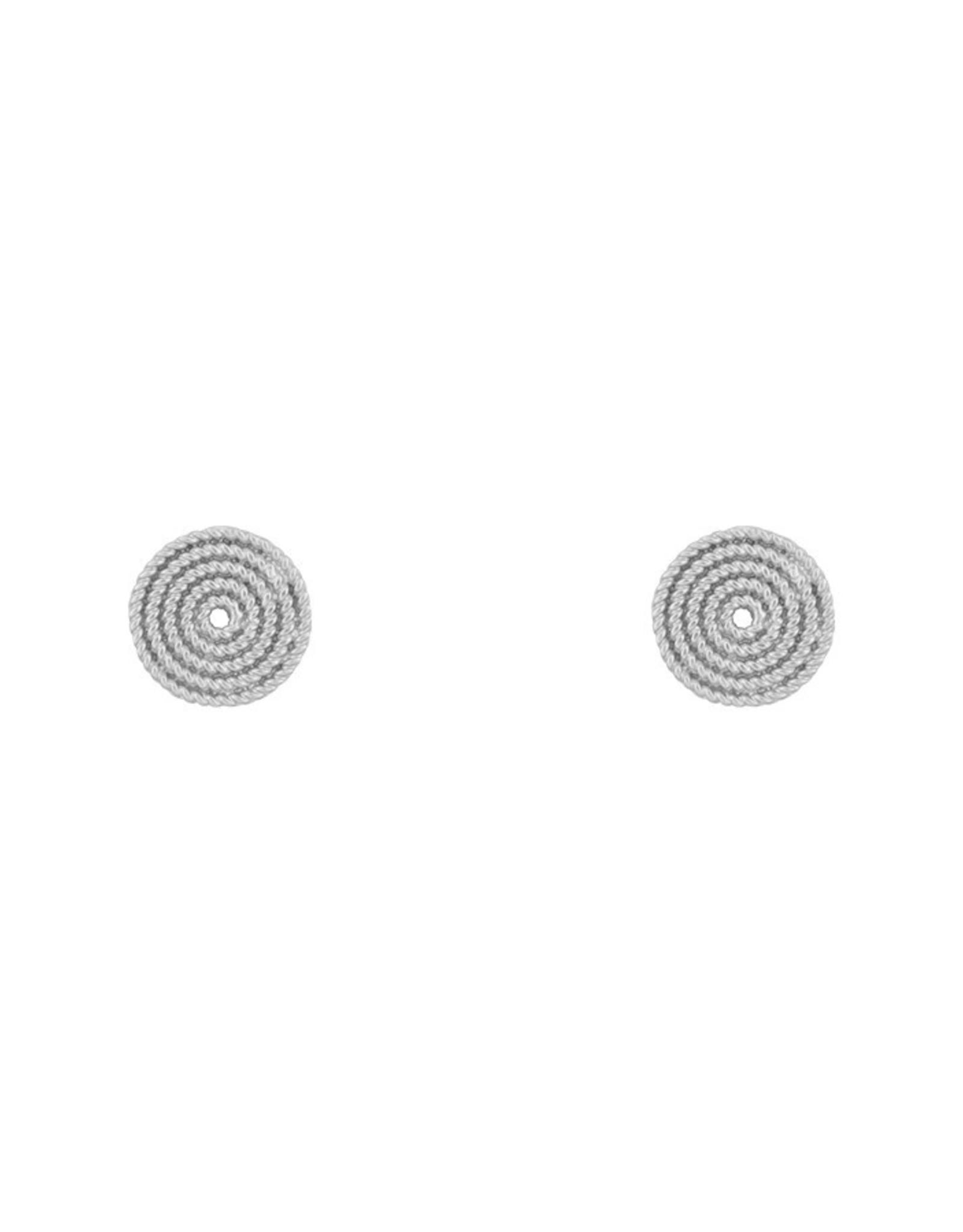 Lost & Faune Boucles d'oreilles - Ronds cordes
