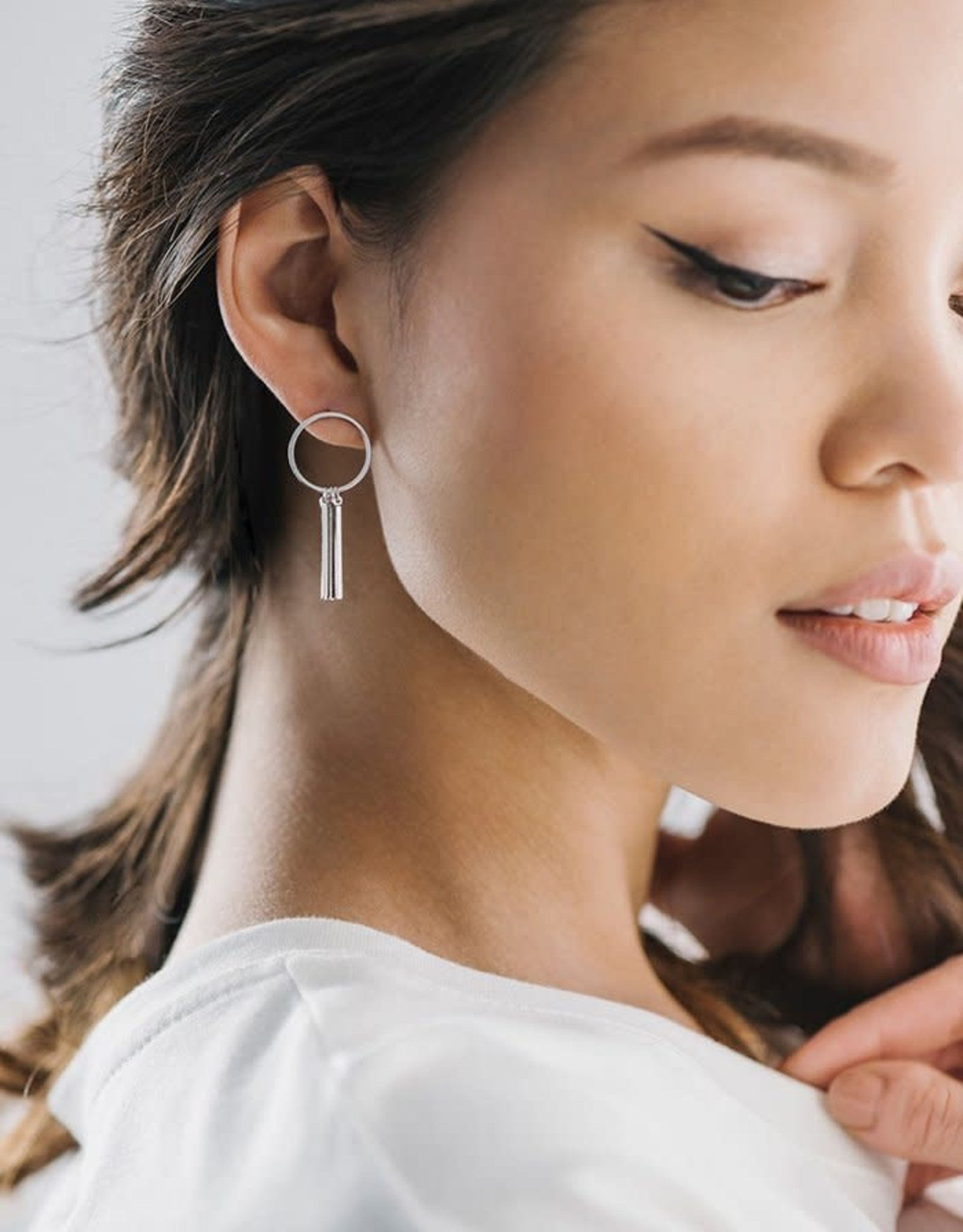 Lover's tempo Boucles d'oreilles - Ray of Light
