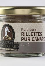 Duc de montrichard Rillettes de canard Fumé