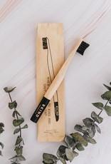 Bkind Brosse à dents en bambou - Enfant