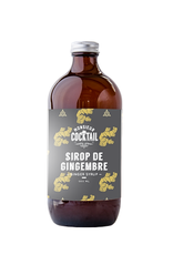 Monsieur cocktail Sirop de Gingembre