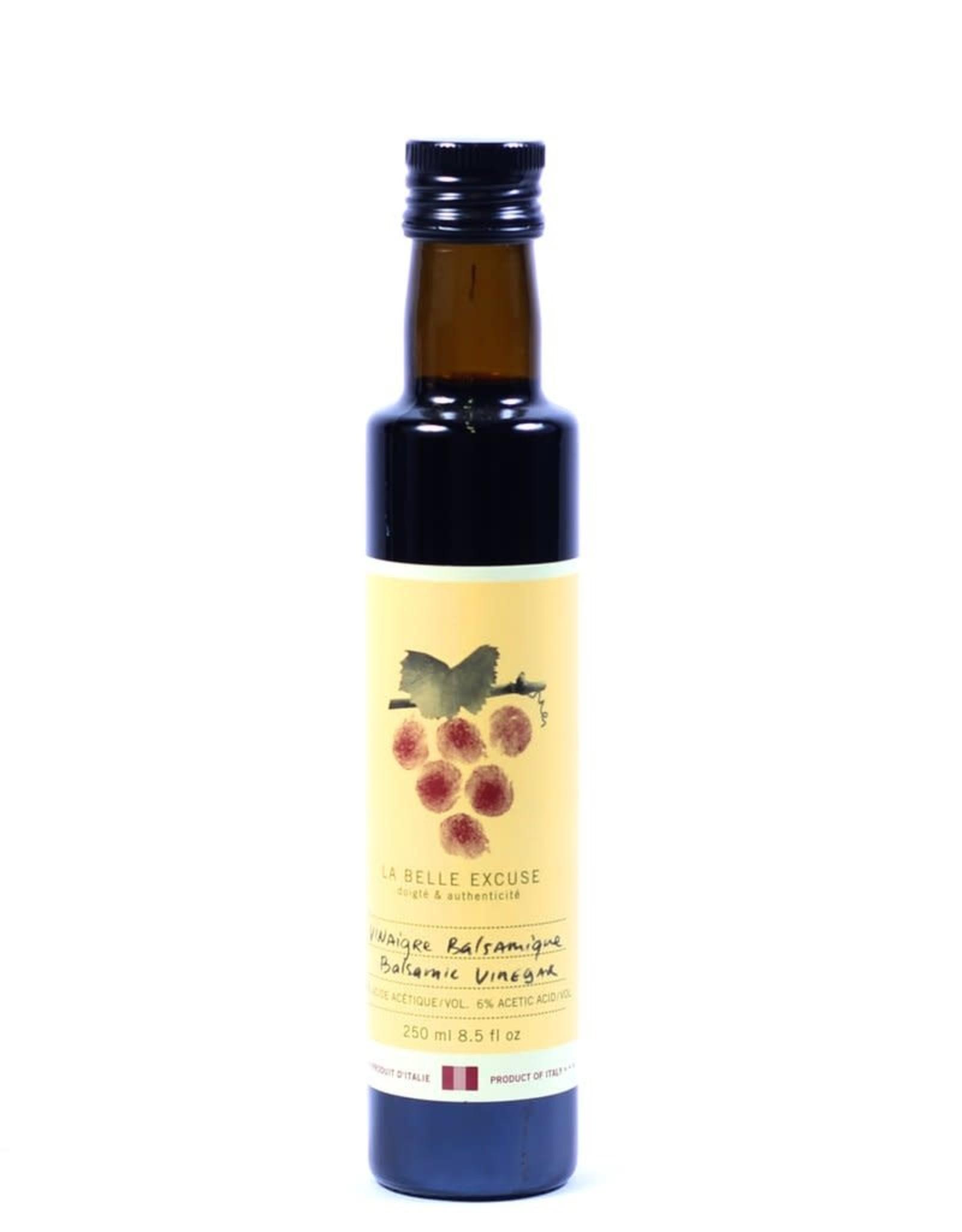 LA BELLE EXCUSE Vinaigre balsamique traditionnel