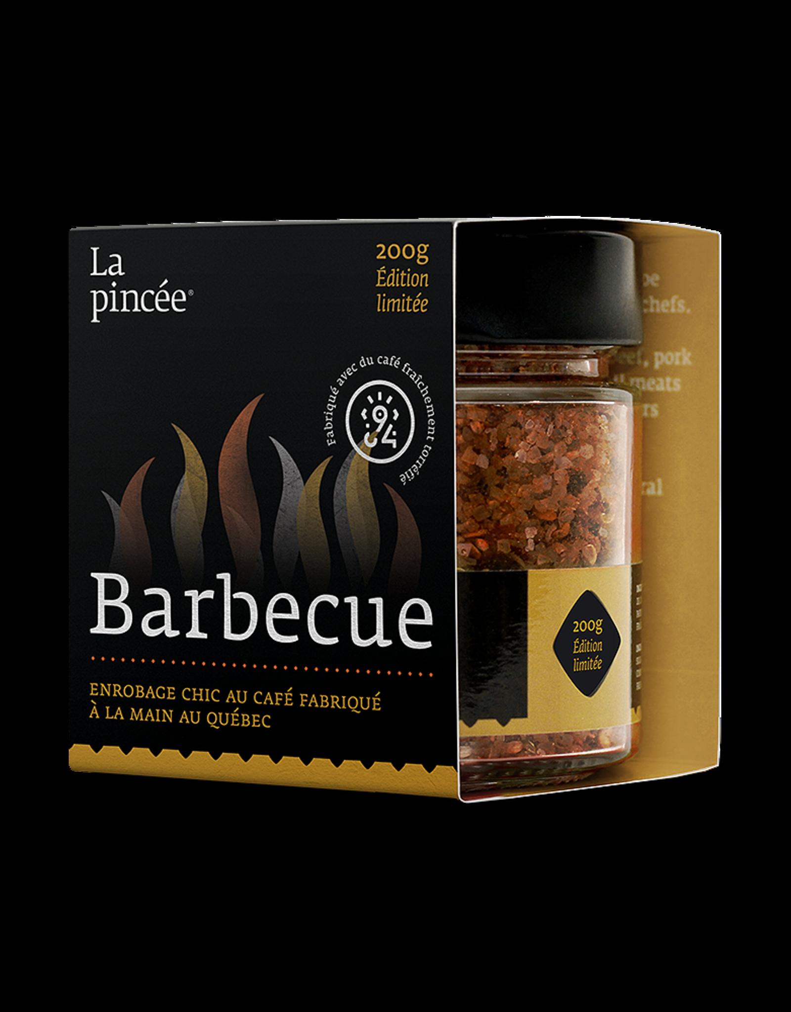 LA PINCÉE Barbecue au Café - 94 Celsius