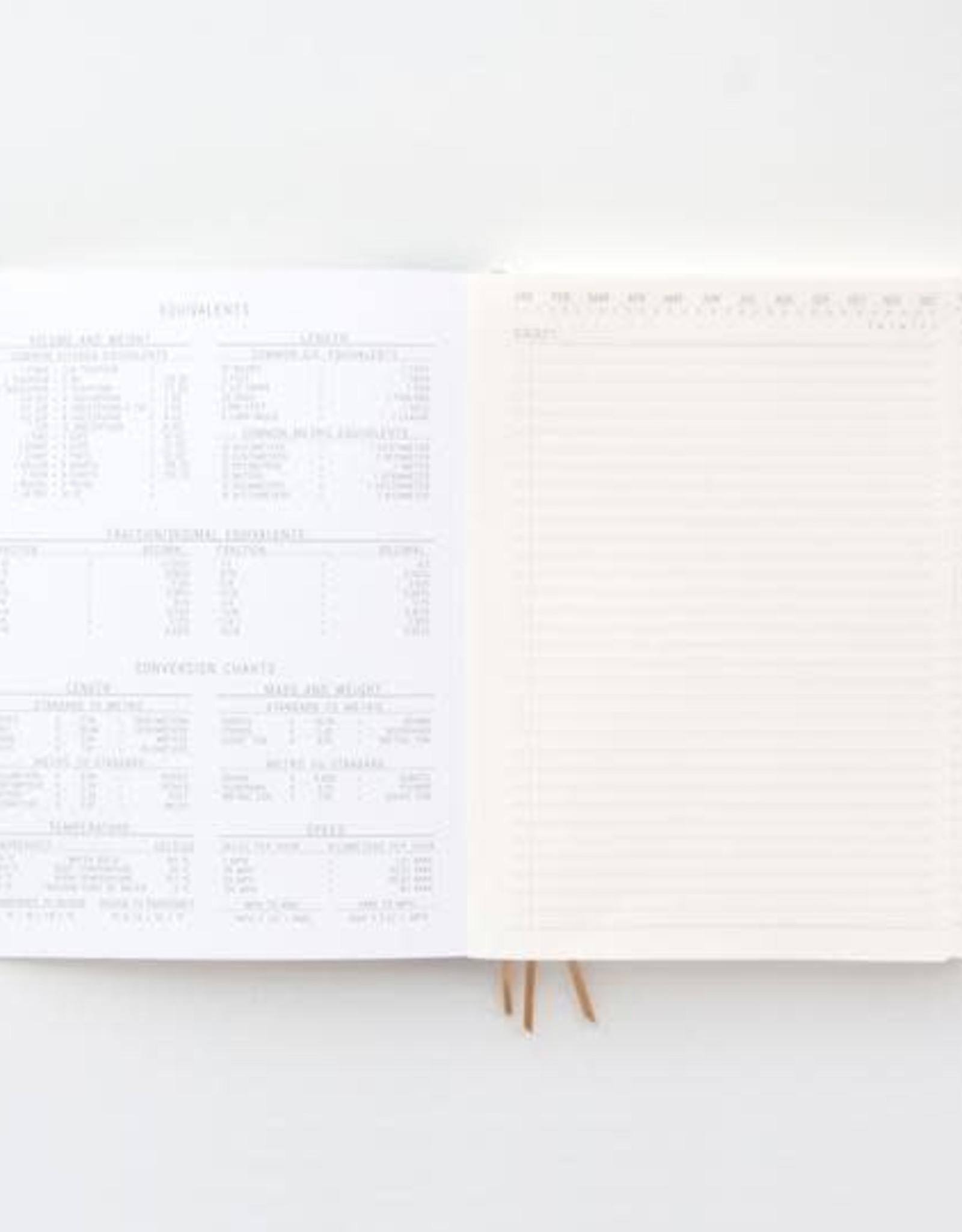 Planificateur de  projet 7x10 - 3 sections