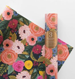 Rifle paper co. Papier d'emballage - Juliet Rose