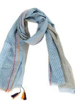 Foulard CAPRI - Bleu