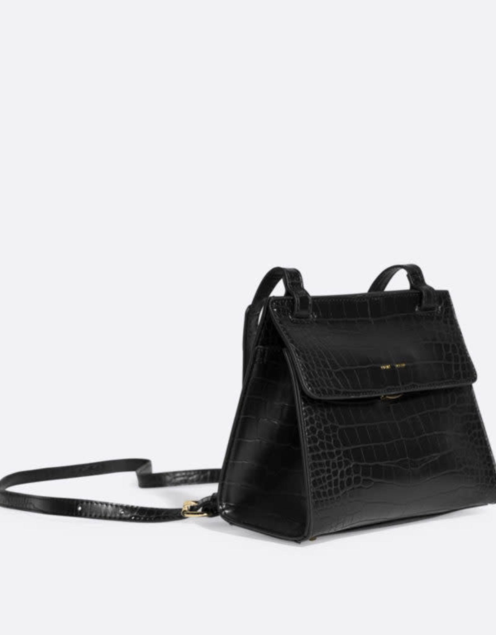 Pixie mood - Sac bandoulière - Christy Noir croco