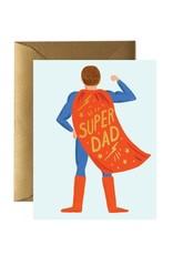 Rifle paper co. Carte de souhait - SUPER DAD