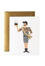 Rifle paper co. Carte de souhaits - Happy birthday!