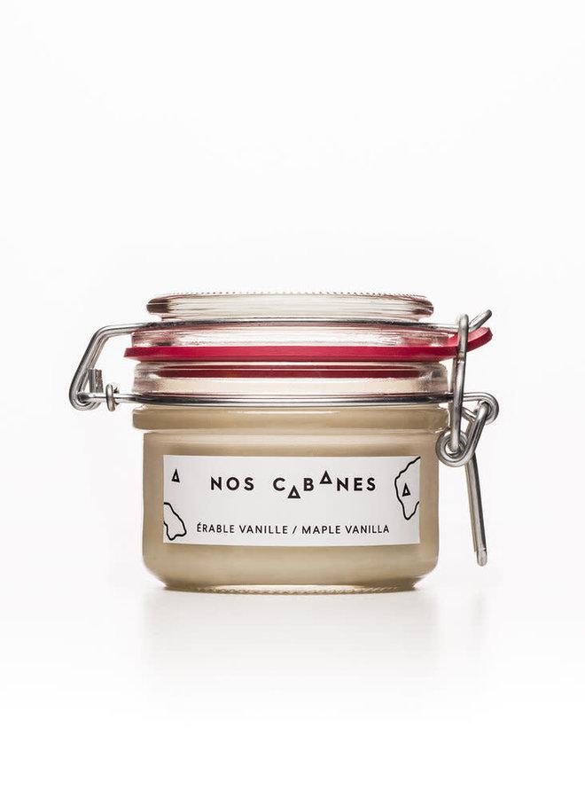 Bougie - Érable vanille