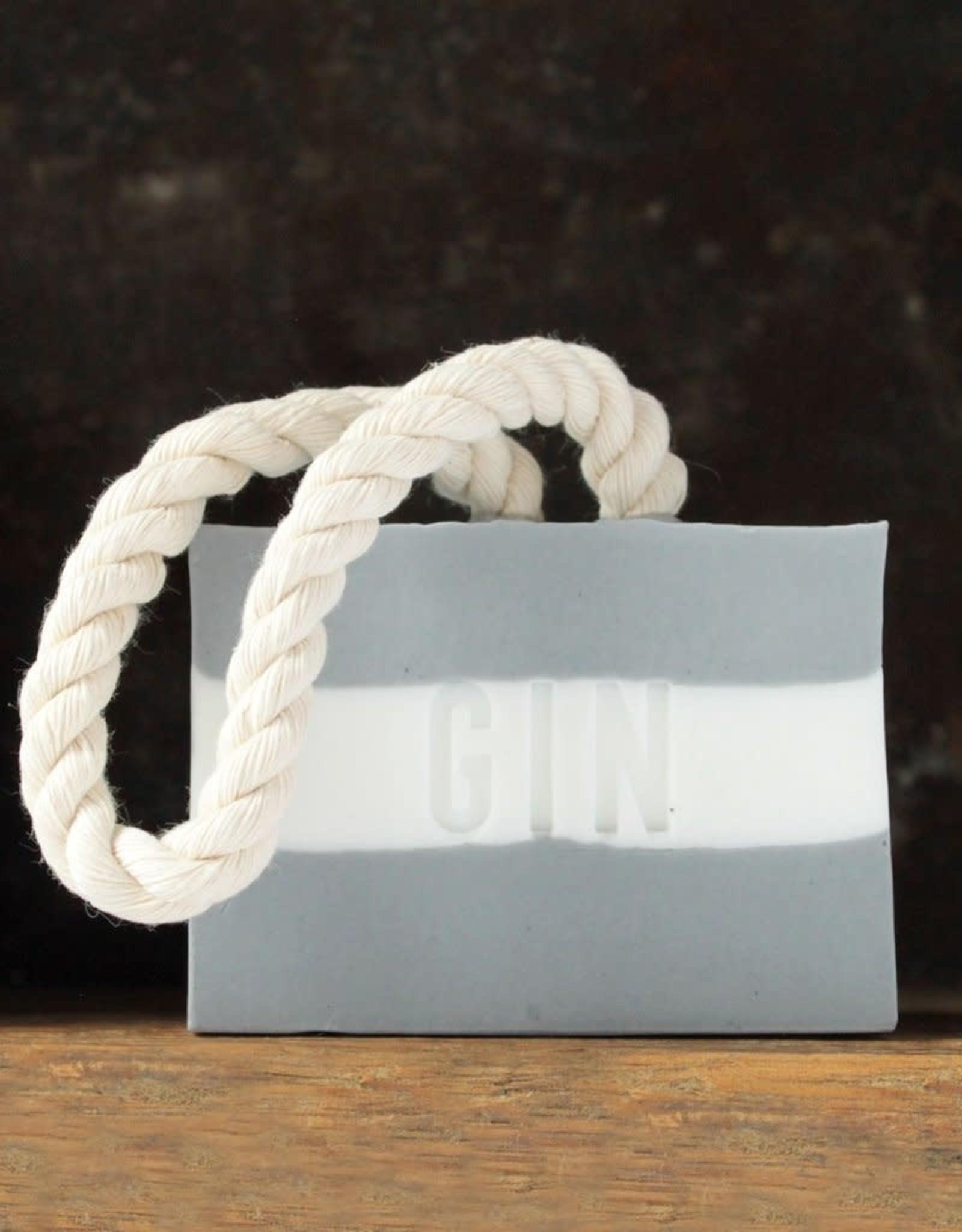 Dot & lil Pain de savon - Gin sur corde