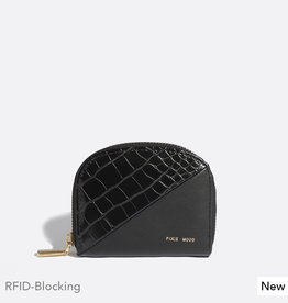 Pixie mood - Porte-cartes - Ida - Noir croco