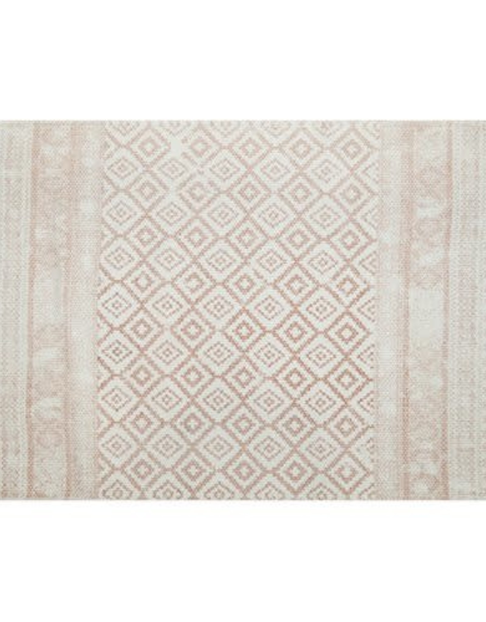 Tapis 2x 3 - Slavia rose naturel