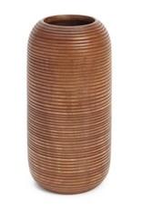 Vase Kenya - Bois naturel