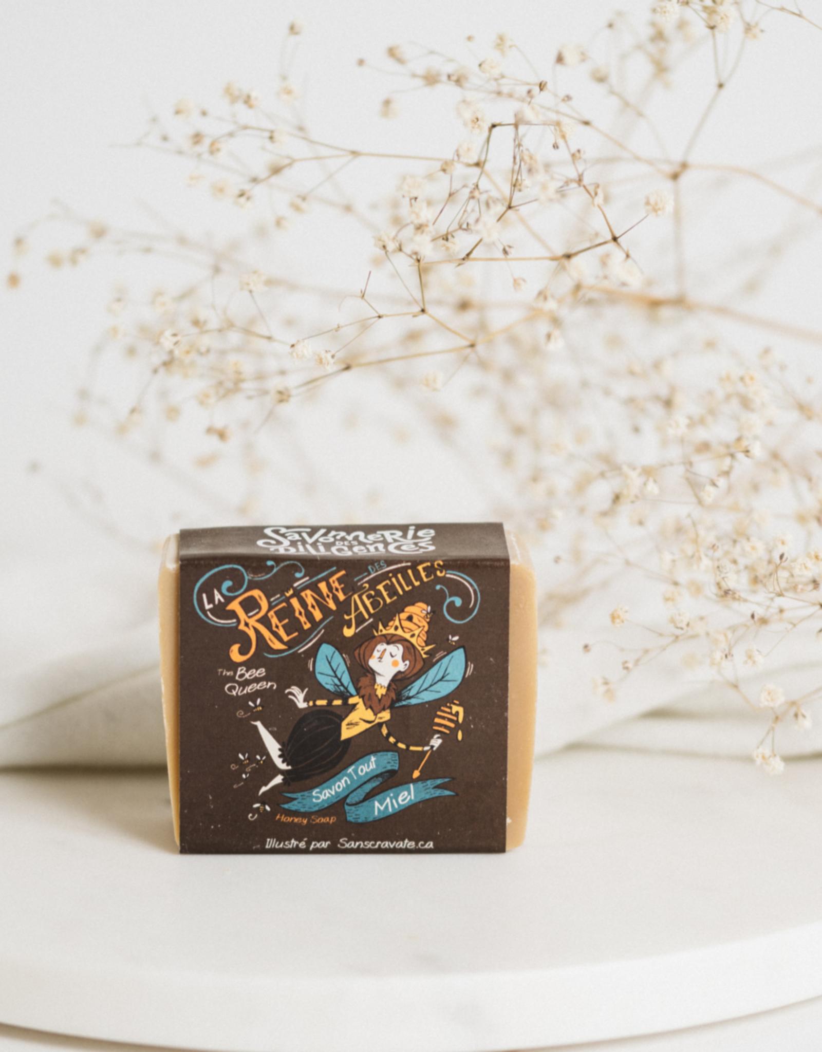 La savonnerie des diligences Savon - La reine des abeilles