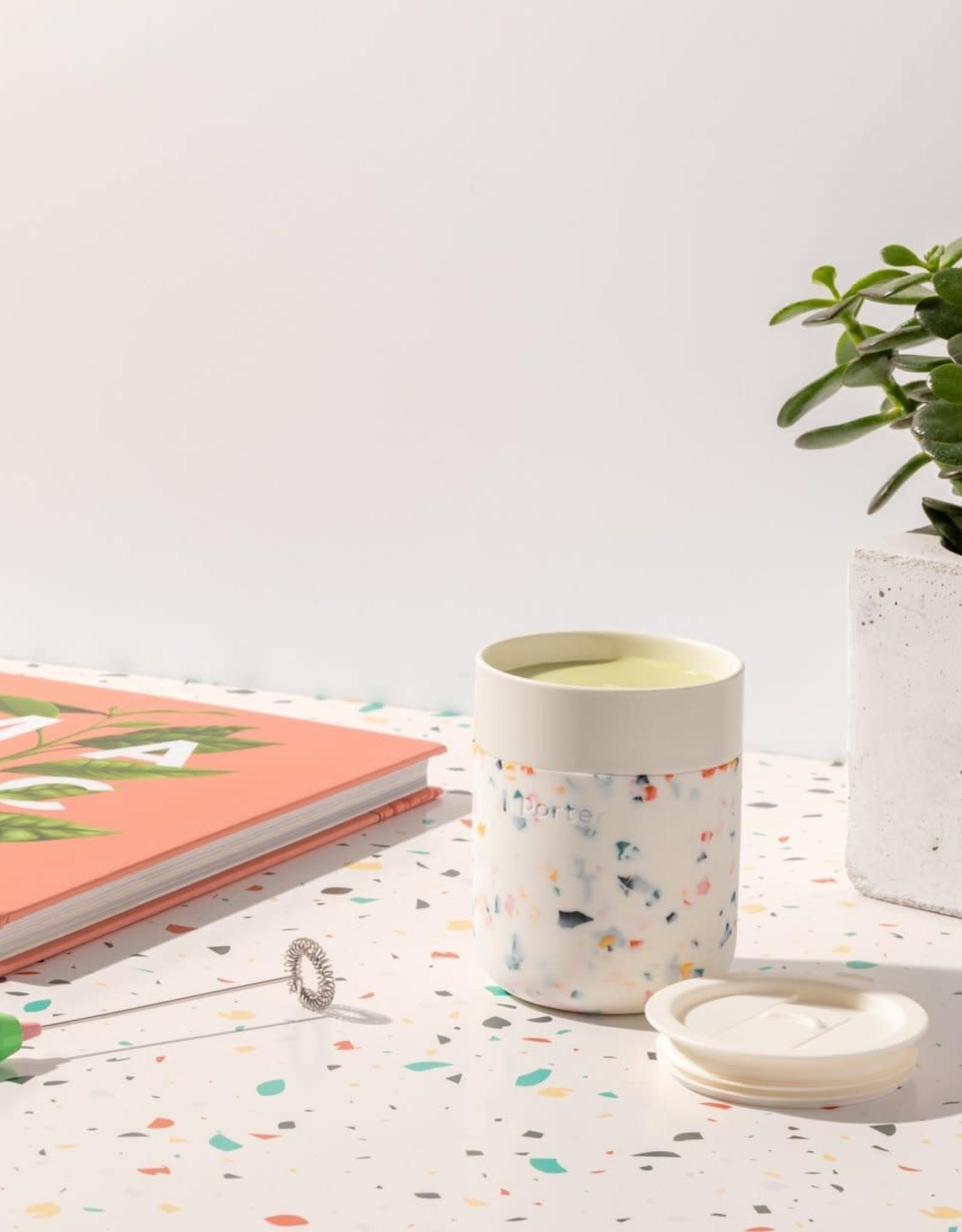 Tasse réutilisable - Terrazzo crème