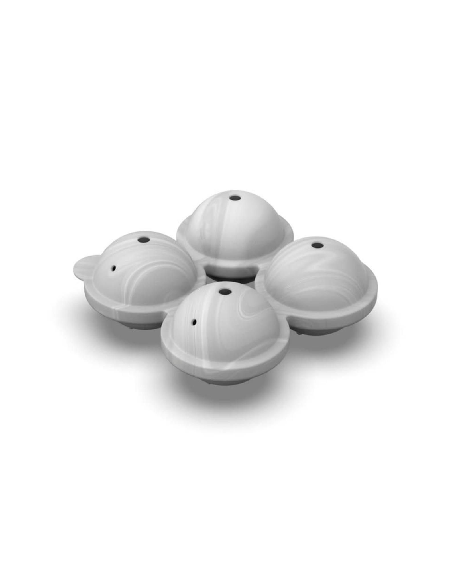 Porter Moule à glaçons marbre - Sphère