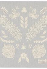 Essuie-tout réutilisable - Laurier gris
