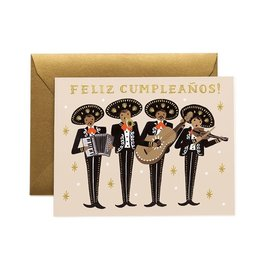 Rifle paper co. Carte de souhait - Les mariachis