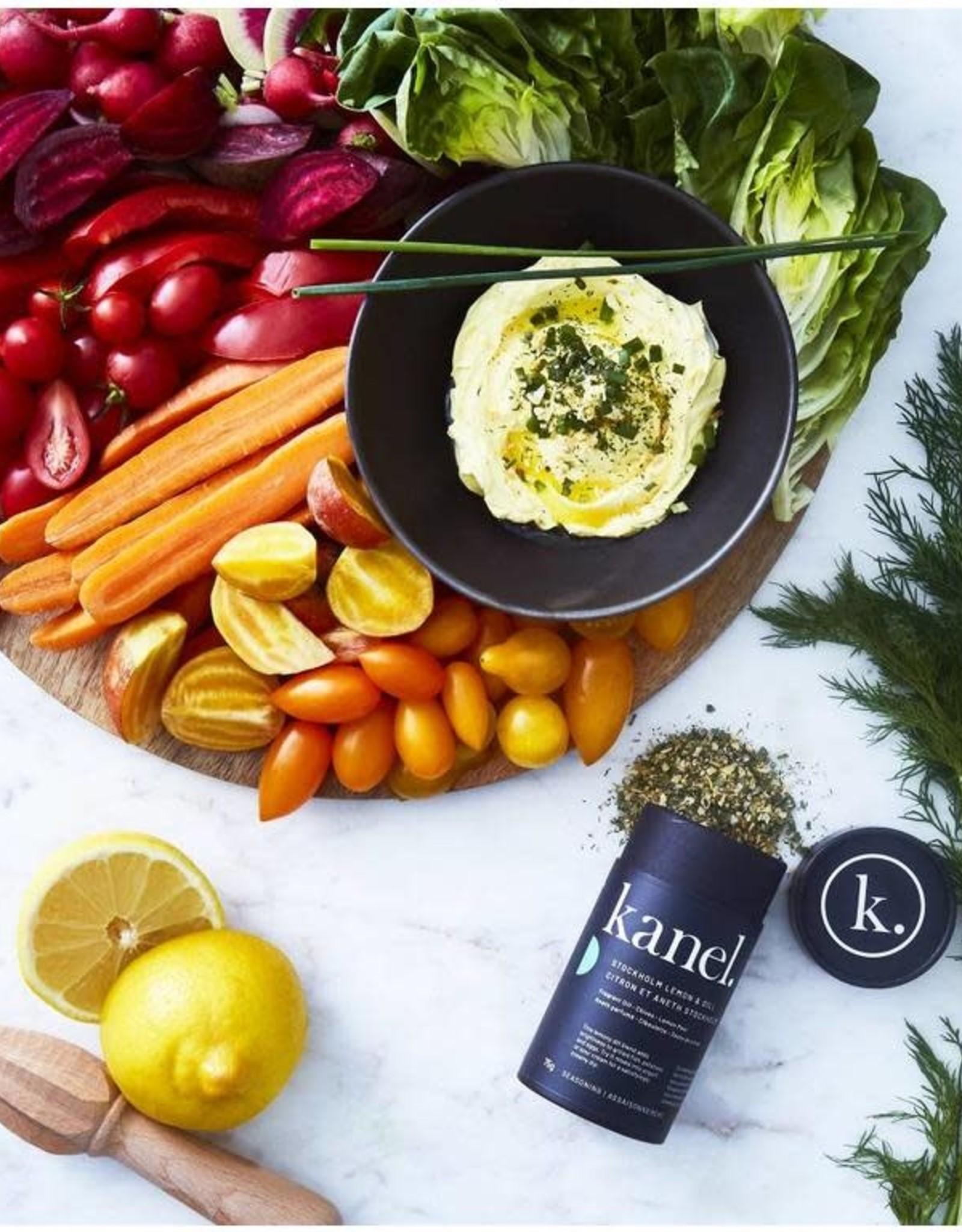Kanel. Citron et aneth Stockholm