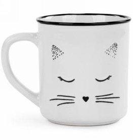 Tasse - Moustache de chat