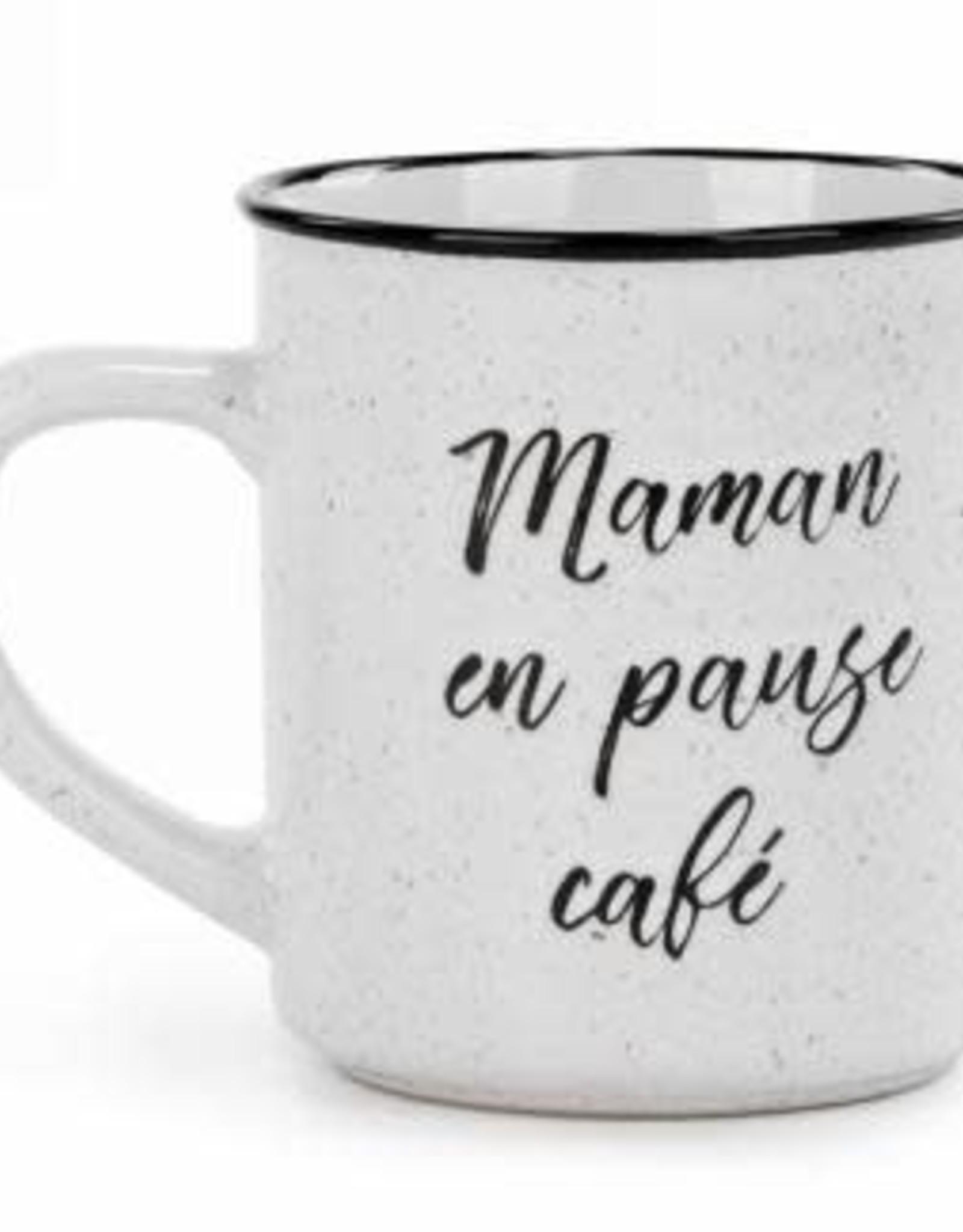 Tasse - Maman en pause café