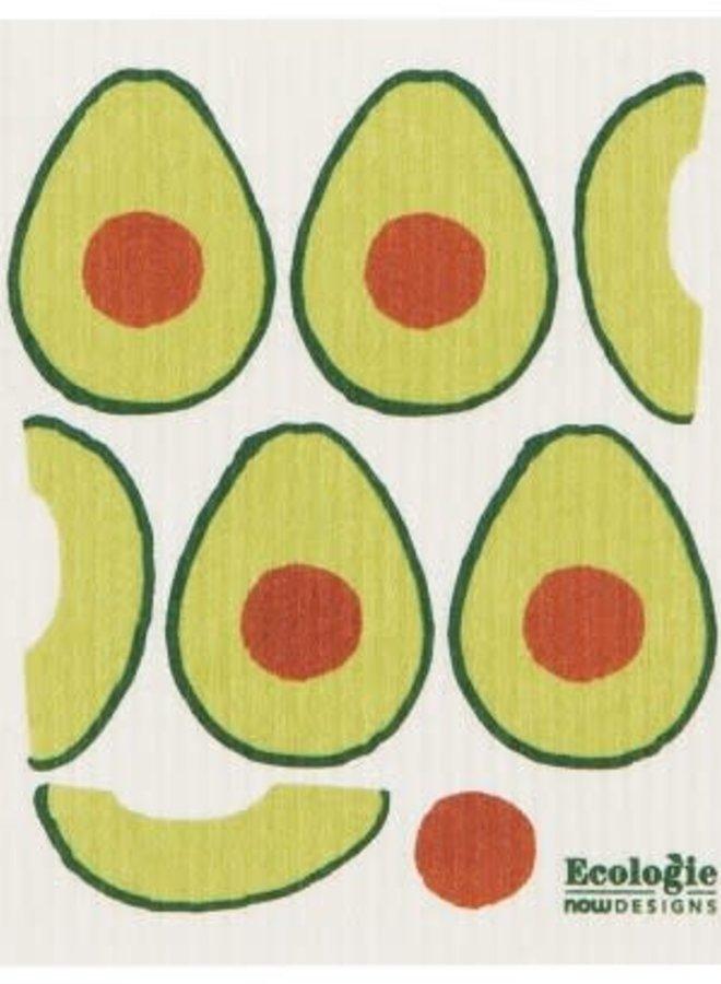 Essuie-tout réutilisable - Avocat