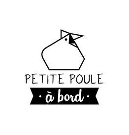 Autocollant – Petite Poule