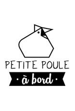 Autocollant – Petit Poulet