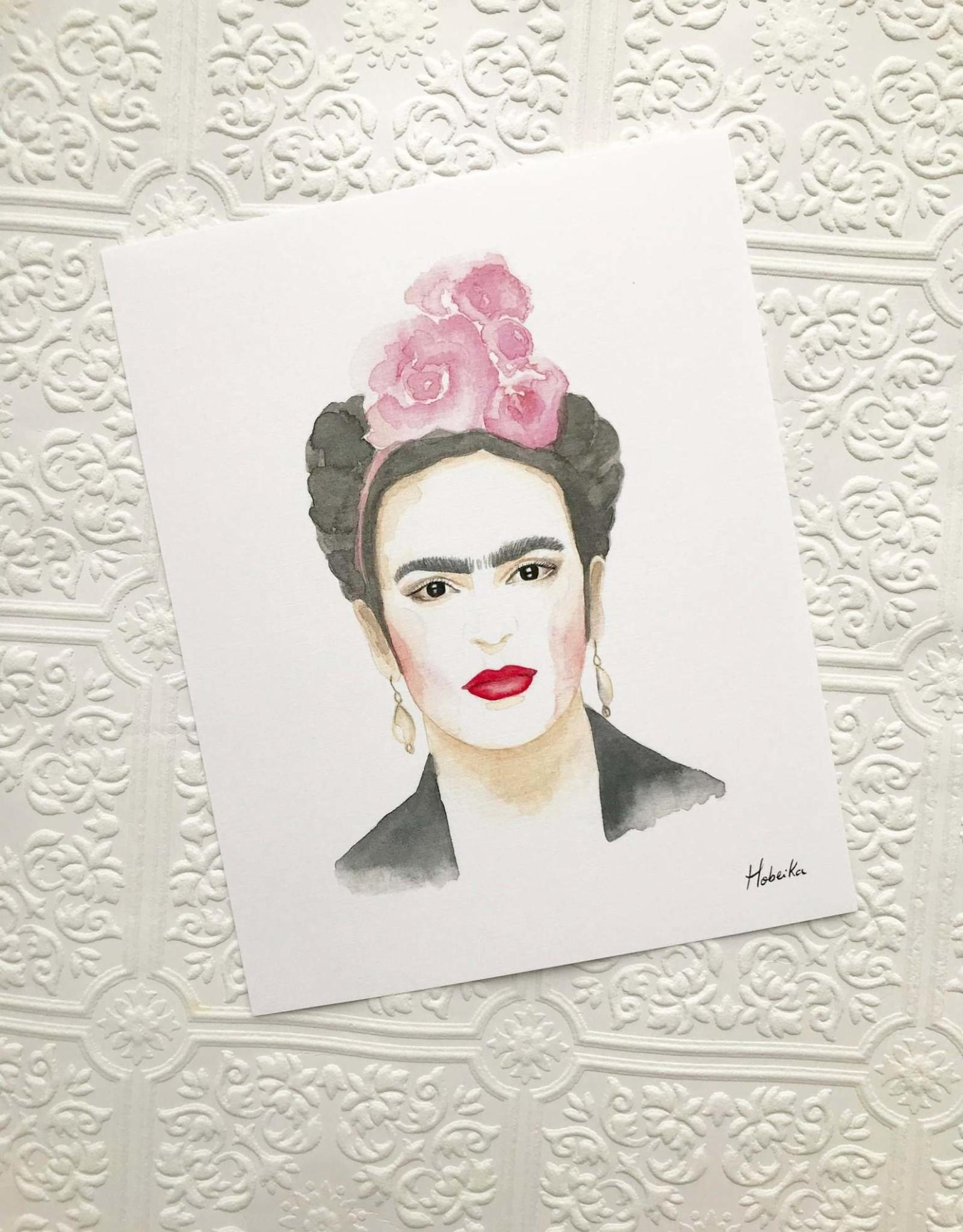 Affiche 8x10 - Frida