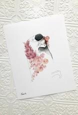 Affiche 8x10 - Klimt Le baiser