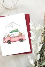 Carte de Noël  - Westfalia