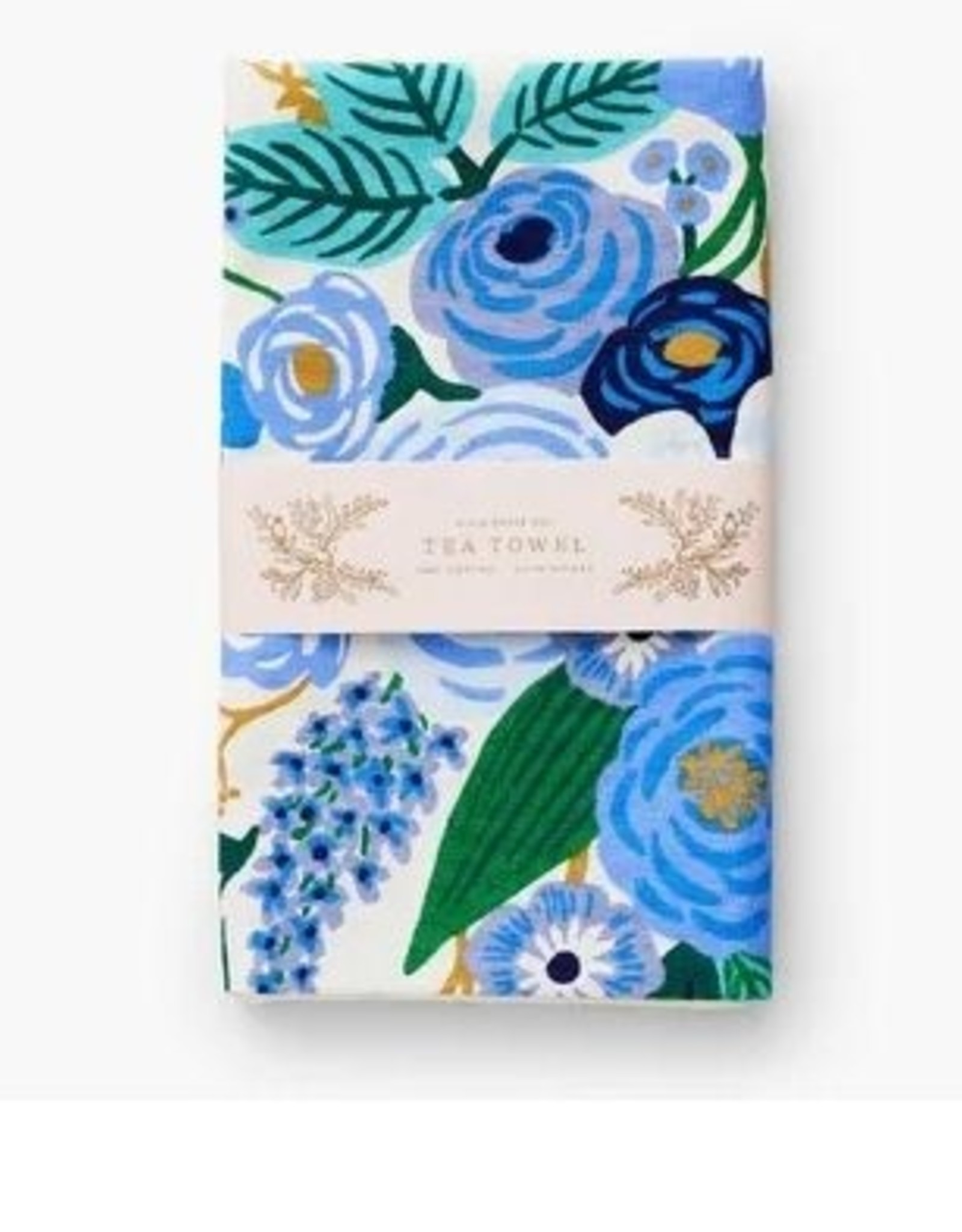 Rifle paper co. Linge à vaisselle - Garden party blue