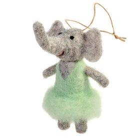 Ornement - Éléphant Ellie