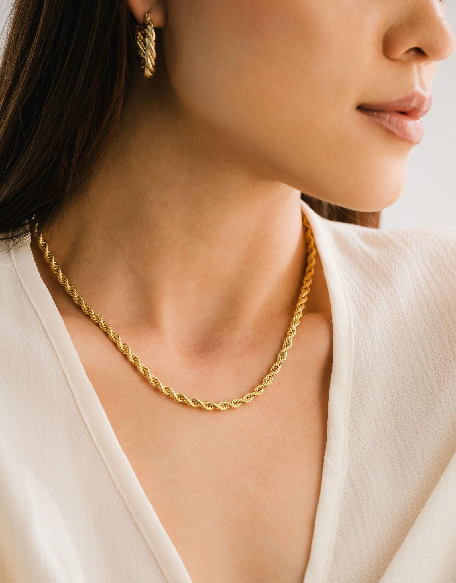 Lover's tempo Collier SLOANE - Or