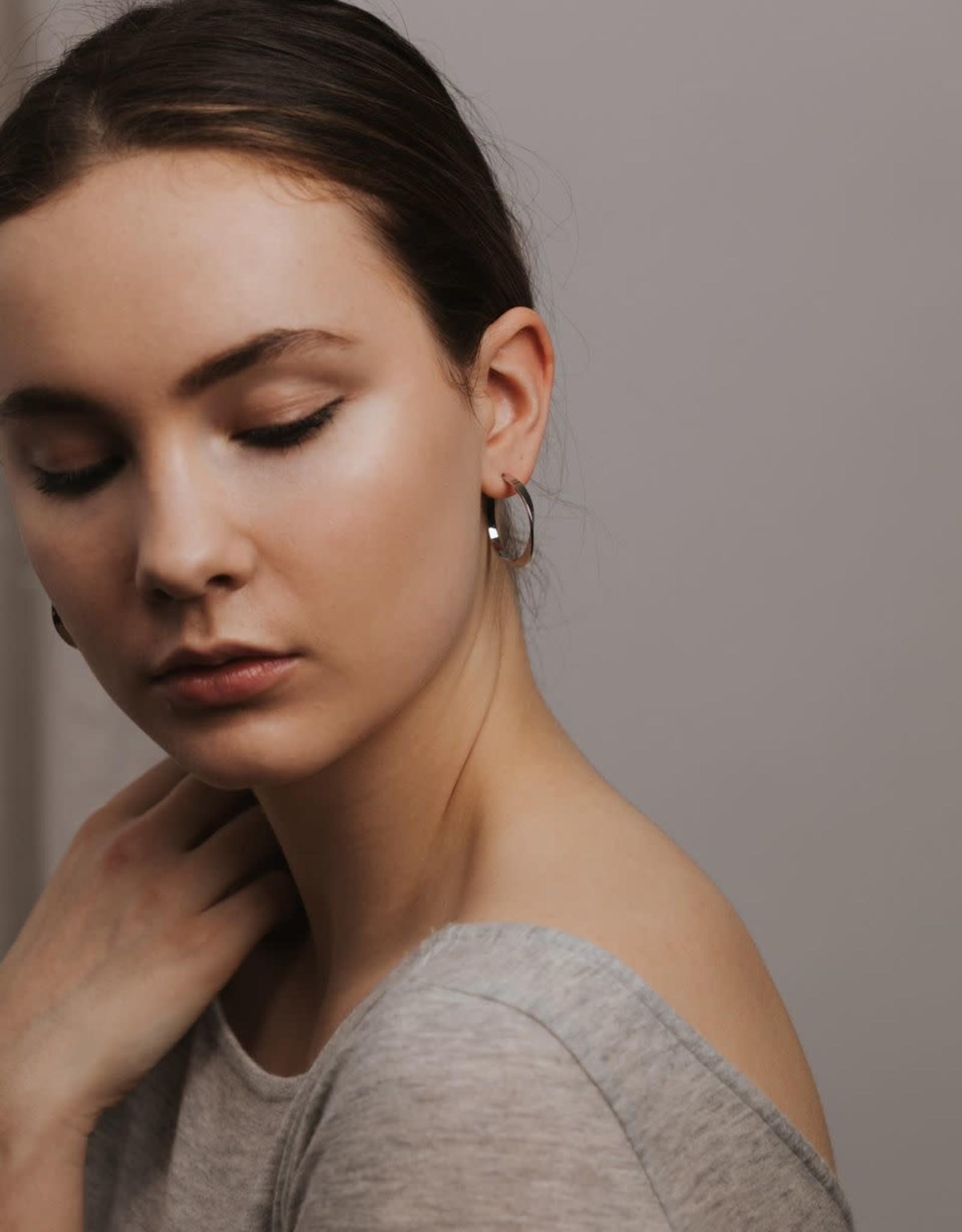 Lover's tempo Anneaux TAYLOR - Argent