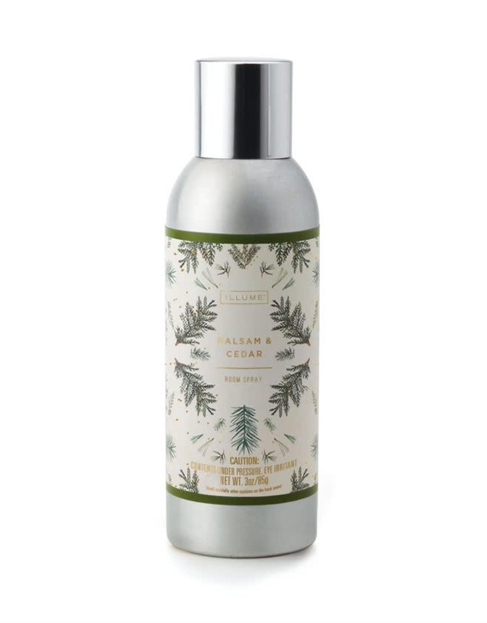 Parfum d'ambiance - Balsam & cedar