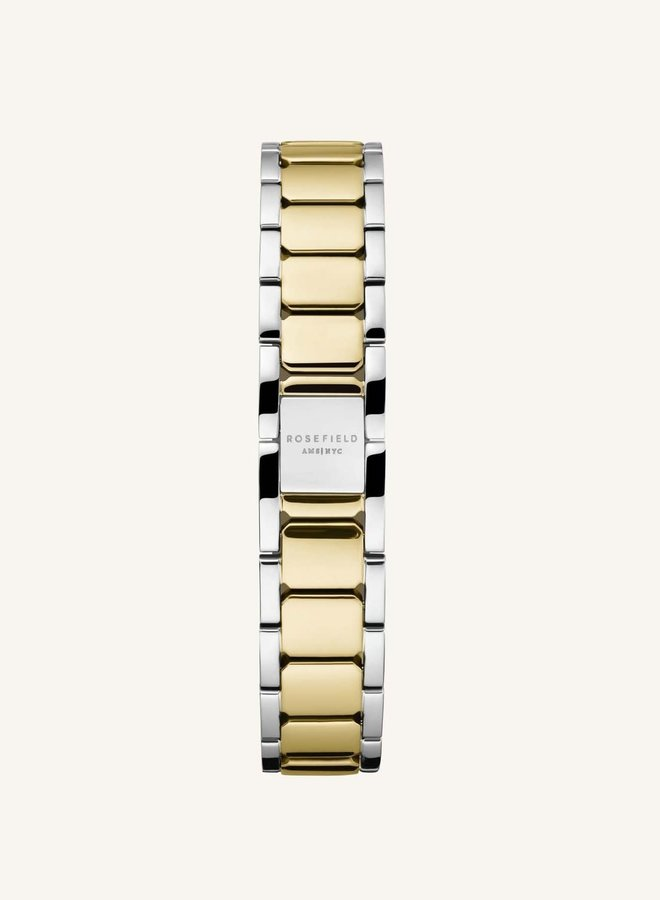 Montre The Tribeca - Or & argent