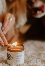 Broken Top Candle Bougie - Coffee arabica - 9oz