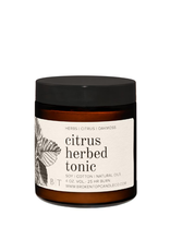 Broken Top Candle Bougie - Citrus herbed tonic - 25h