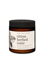 Broken Top Candle Bougie - Citrus herbed tonic - 4oz