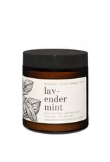 Broken Top Candle Bougie - Lavender mint - 25h