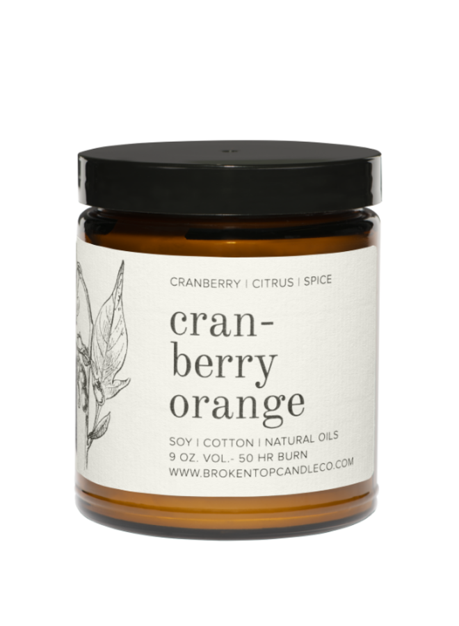 Bougie - Cranberry orange - 50h