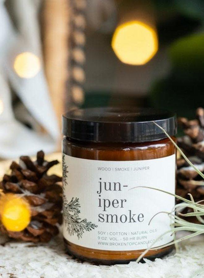 Bougie - Juniper smoke - 50h