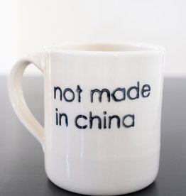 Hugo Didier Tasse - Not made in china