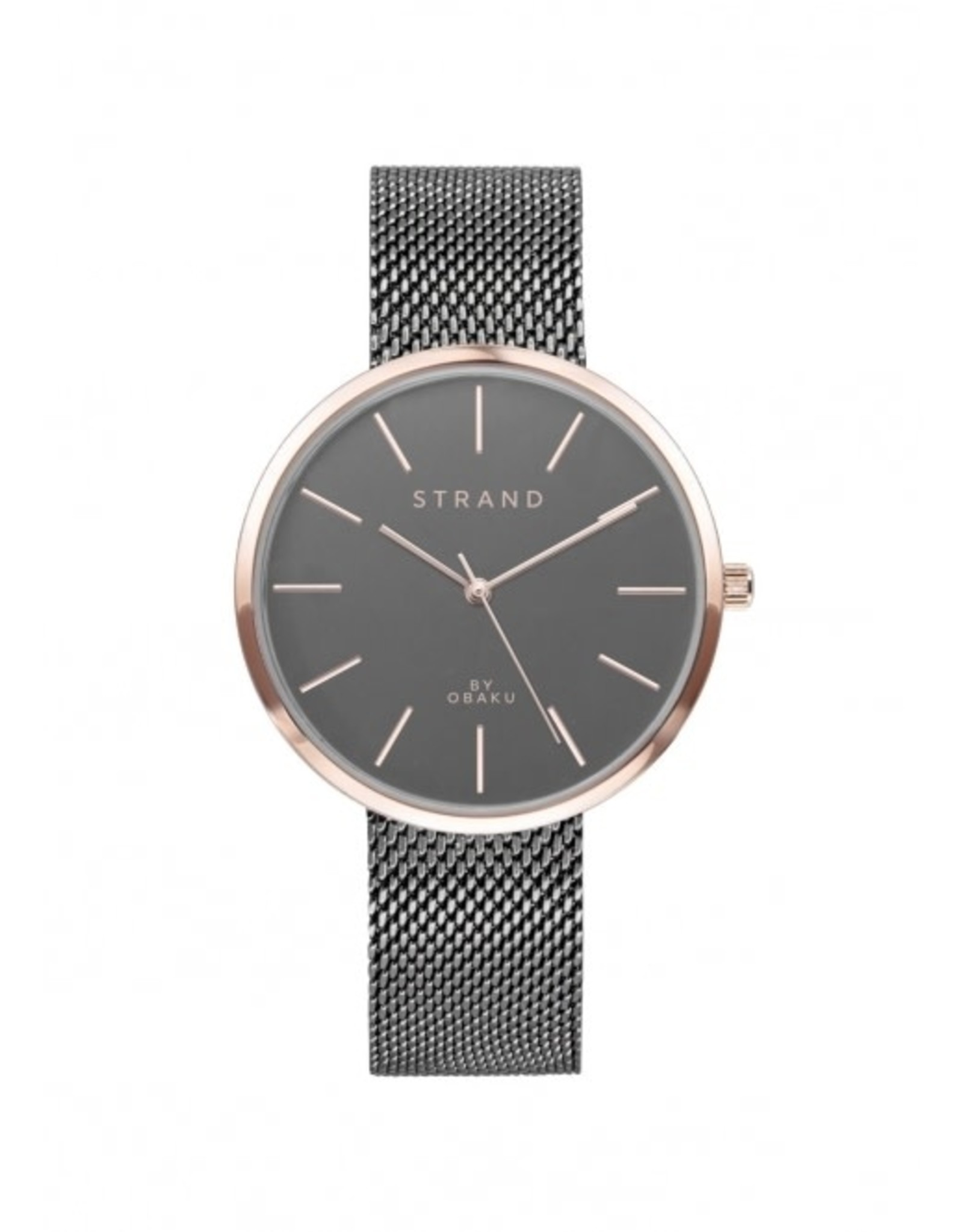 Strand by Obaku Montre Sunset - Gris
