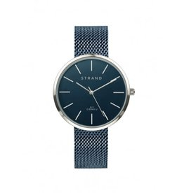 Strand by Obaku Montre Sunset - Bleu
