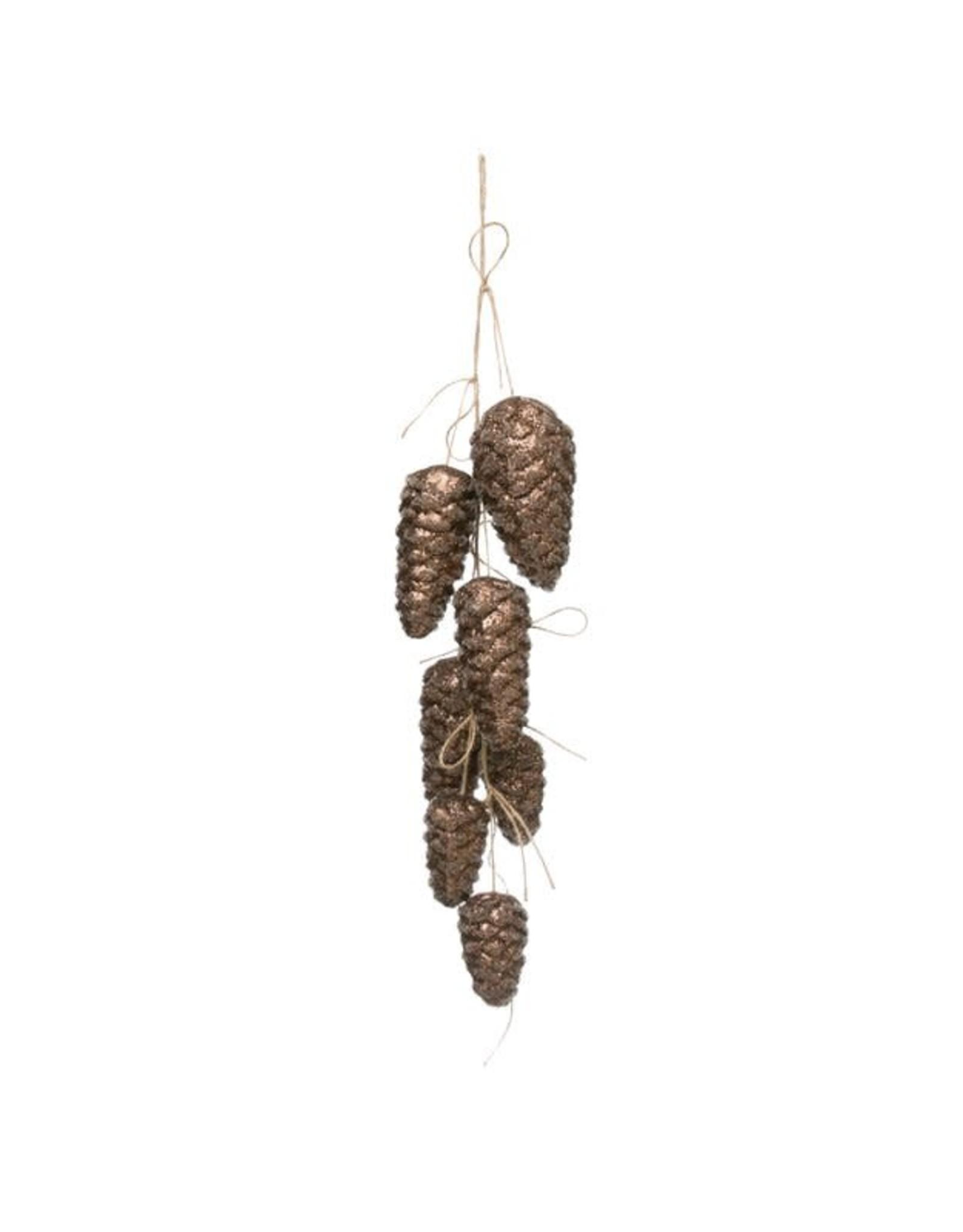 Ornement - Cocottes brunes