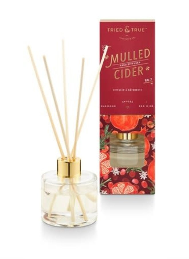 Diffuseur - Tried & true - Mulled cider